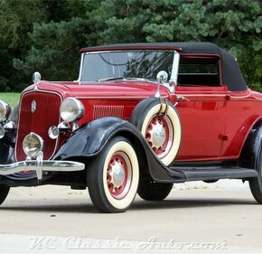 1934 Plymouth Model PE for sale 101041693