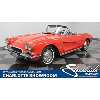 1962 Chevrolet Corvette for sale 101041819