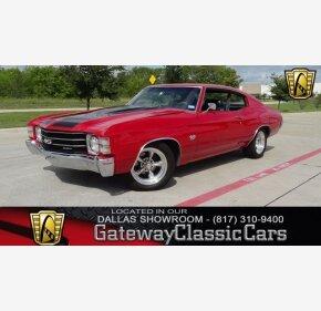 1972 Chevrolet Chevelle for sale 101042622