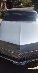 1968 Cadillac De Ville Coupe for sale 101042714