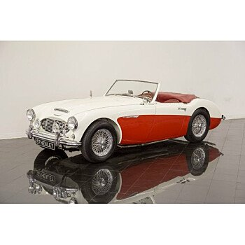 1957 Austin-Healey 100-6 for sale 101043350