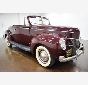 1940 Ford Deluxe for sale 101043721