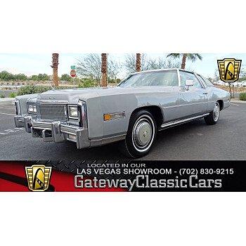 1977 Cadillac Eldorado for sale 101044518