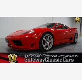 1999 Ferrari 360 Modena for sale 101044524