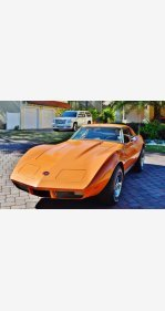 1973 Chevrolet Corvette for sale 101044593