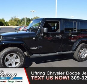 2012 Jeep Wrangler 4WD Unlimited Rubicon for sale 101044936