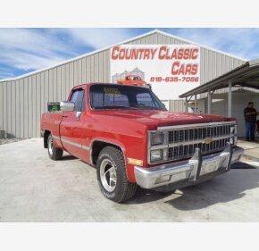 1982 Chevrolet C/K Truck for sale 101045194