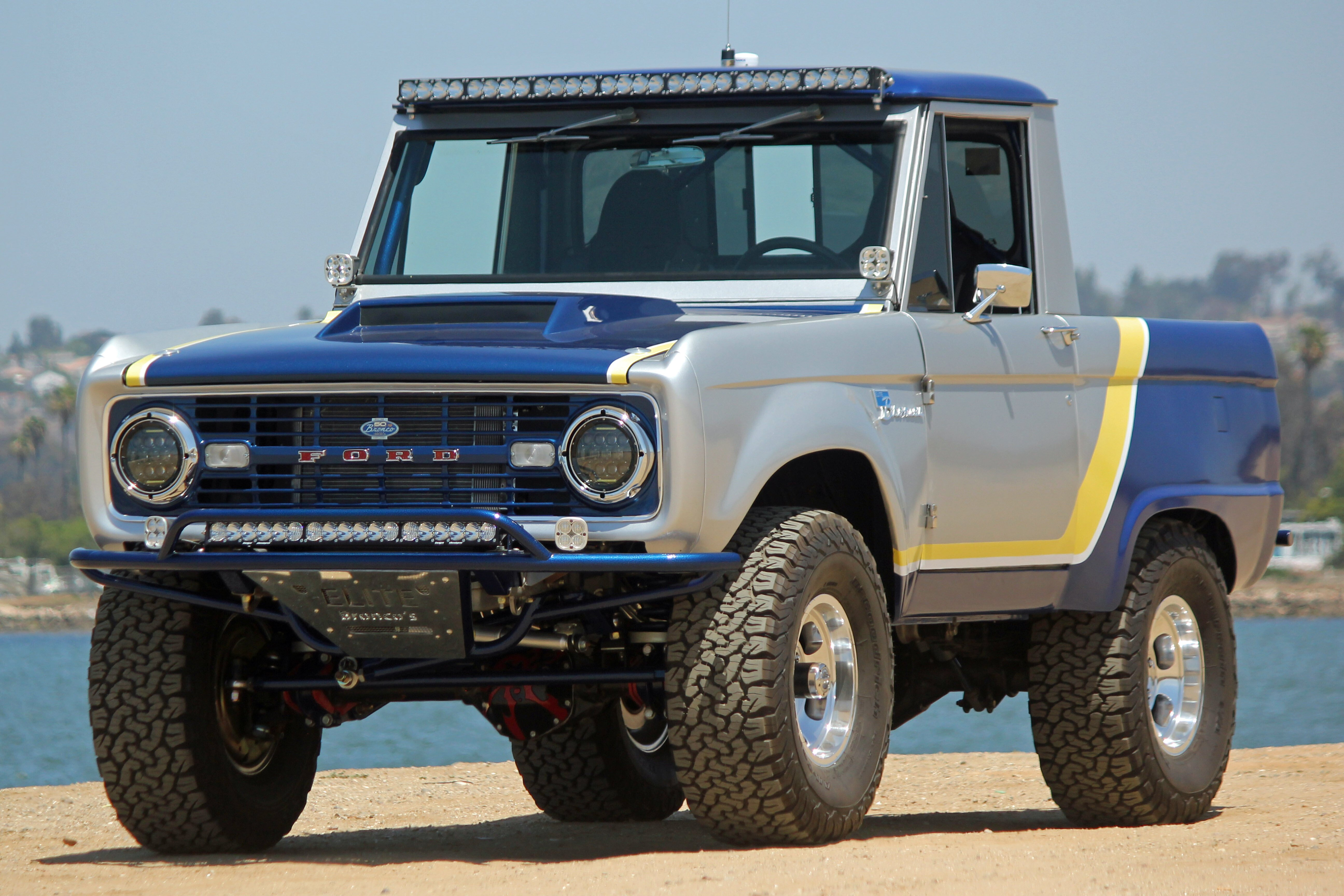 1966 Ford Bronco For Sale Near San Diego California 92113 Classics On Autotrader