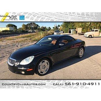 2003 Lexus SC 430 Convertible for sale 101045535