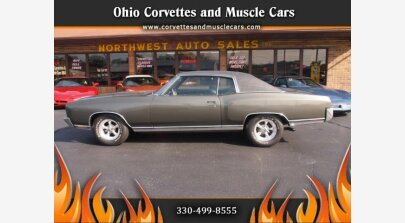 1972 Chevrolet Monte Carlo for sale 101045638