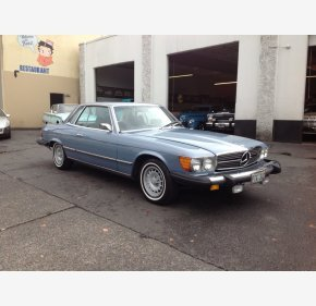 1975 Mercedes-Benz 450SLC for sale 101045668