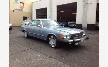 1975 Mercedes-Benz 450SLC for sale 101045668