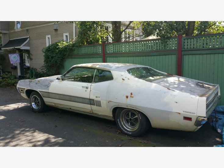 New Ford Torino >> 1970 Ford Torino For Sale Near Westwood New Jersey 07675 Classics