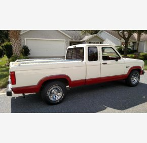 1988 Ford Ranger 2WD SuperCab for sale 101045754