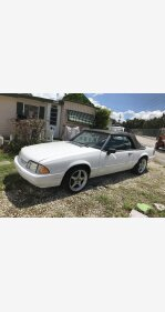 1988 Ford Mustang LX V8 Convertible for sale 101045769