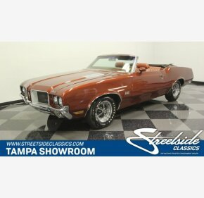 1971 Oldsmobile 442 for sale 101046229