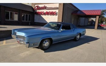 1967 Cadillac Eldorado for sale 101046232