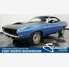 1970 Plymouth CUDA for sale 101046344