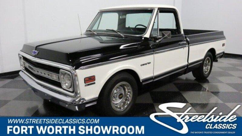 1969 Chevrolet C/K Truck Classics for Sale - Classics on Autotrader