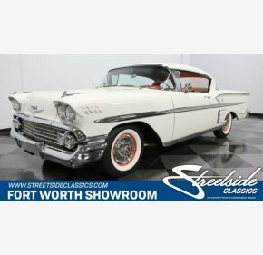 1958 Chevrolet Impala for sale 101046347