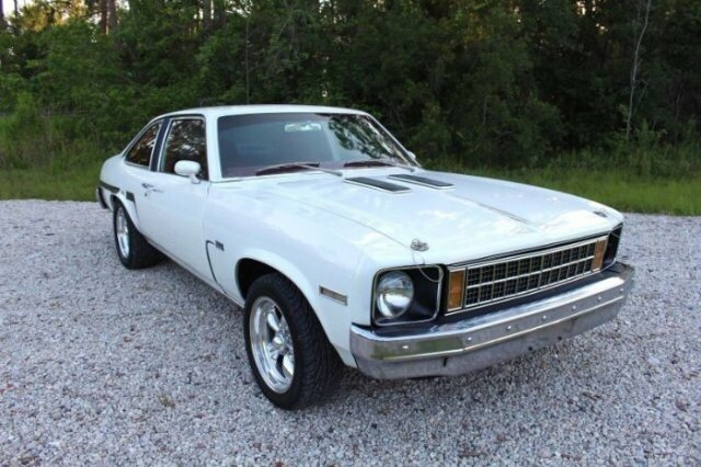 77 chevy nova 4 door
