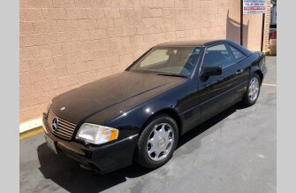 1995 Mercedes-Benz SL500 for sale 101047196
