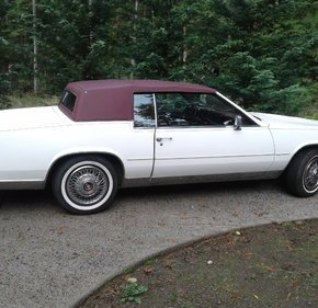 1984 Cadillac Eldorado Coupe for sale 101047404