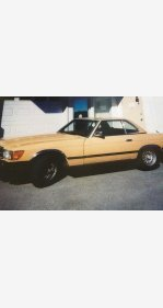 1979 Mercedes-Benz 450SL for sale 101047506