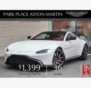 2019 Aston Martin Vantage Coupe for sale 101047964