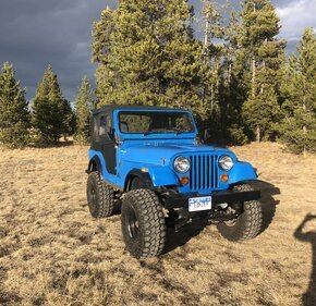 1977 Jeep CJ-5 for sale 101048108