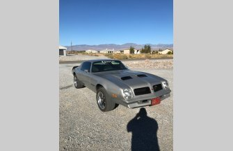 1975 Pontiac Firebird Formula for sale 101048175