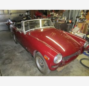 1976 MG Midget for sale 101048525