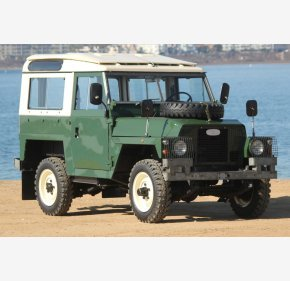 1978 Land Rover Series III for sale 101048726