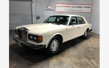 1984 Rolls-Royce Silver Spirit for sale 101049145