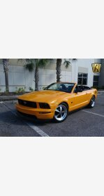 2007 Ford Mustang GT Convertible for sale 101049607