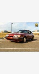 1985 Ford Mustang SVO Hatchback for sale 101049992