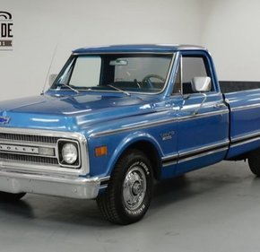 1970 Chevrolet C/K Truck for sale 101050344