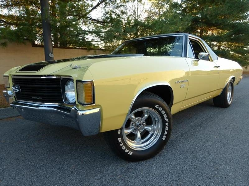 Chevrolet El Camino Classics For Sale Classics On Autotrader