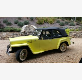 1949 Willys Jeepster for sale 101050461