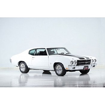 1970 Chevrolet Chevelle SS for sale 101050976