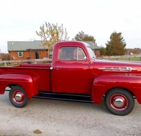 1952 Ford F1 for sale 101050995