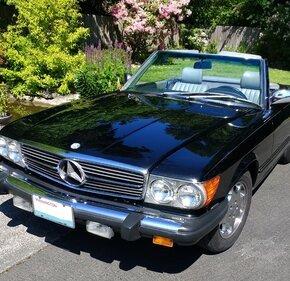 1985 Mercedes-Benz 380SL for sale 101051020