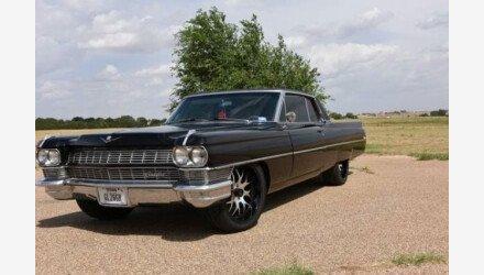 1964 Cadillac De Ville for sale 101051535