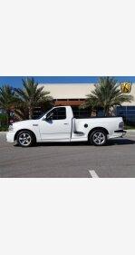 2001 Ford F150 2WD Regular Cab Lightning for sale 101051921