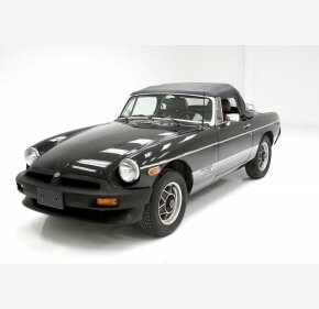 1980 MG MGB for sale 101051957