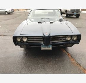1969 Pontiac GTO for sale 101052009