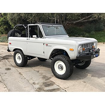 1973 Ford Bronco for sale 101052042