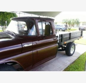 1962 Chevrolet C/K Truck for sale 101052348