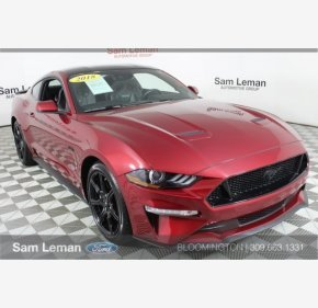 2018 Ford Mustang GT Coupe for sale 101052370