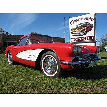 1961 Chevrolet Corvette for sale 101052489